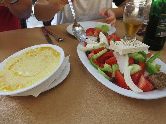 Spili, Yunani: Saganagi kokoa MEGALOS