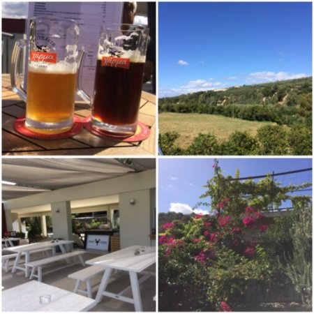 Platanias, Grécia: Cretan Brewery