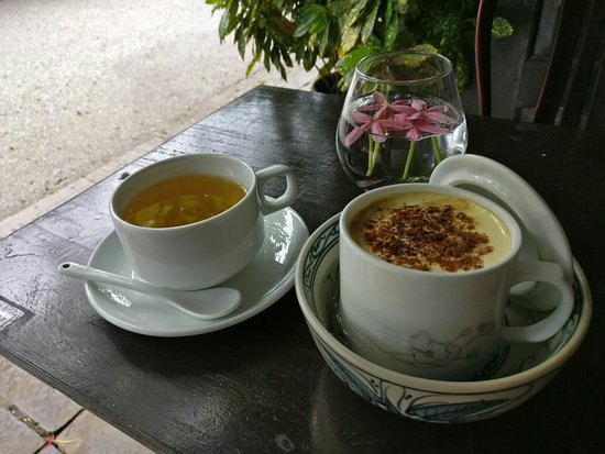 Passion fruit coffee hoi an restaurantanmeldelser for Passion coffee