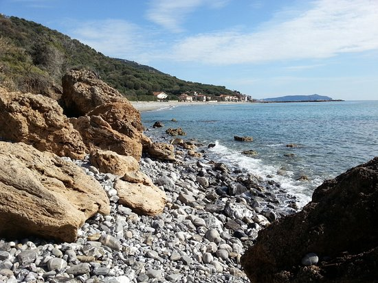 spiaggia di marina di Pisciotta