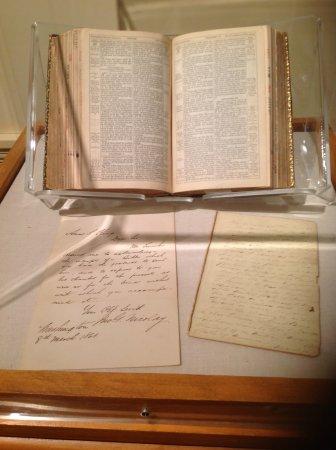 Manchester, VT: Bible - Museum