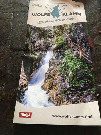 Wolfsklamm Gorge : Prospectus