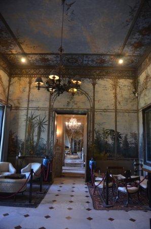 Villa Malfitano: stanze