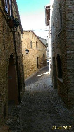 Montefalco, Italien: Centro Storico