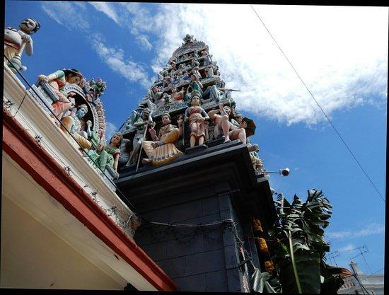Sri Mariamman Temple: 馬里安曼興都廟