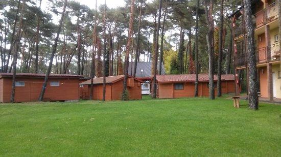 Międzywodzie, Polska: plac rekreacyjny
