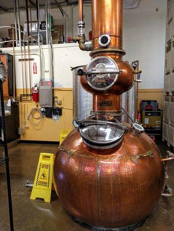 Auburn, WA: Still, Blackfish Distillery