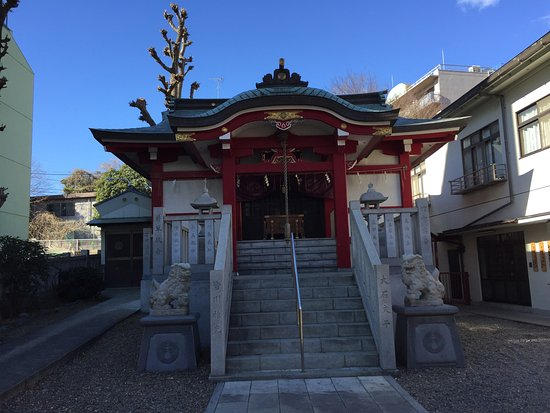 Nanakura Inari Shrine