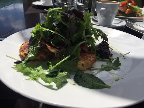Mosgiel, New Zealand: Corn Fritters