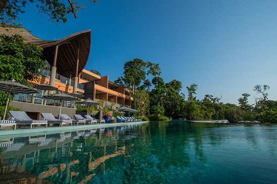 Sri Panwa Phuket Luxury Pool Villa Hotel: Swimming pool at The Habita