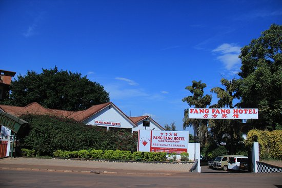 Fang Fang Hotel Resmi