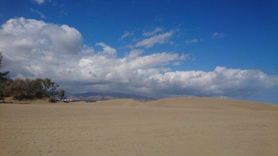 Family Life Orquidea: Maspalomas et les dunes de sable