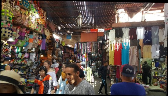 Souks de Marrakech : 20171005_140026_large.jpg