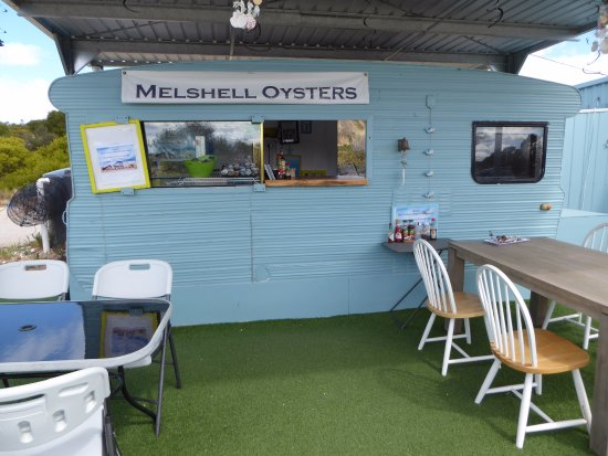 Swansea, Australia: Melshell Oysters