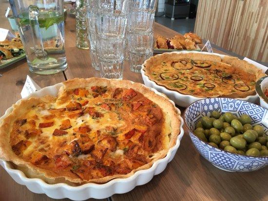 Decin, Czech Republic: Meals
