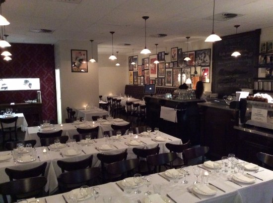 Inglewood, Αυστραλία: The Restaurant, cosy and friendly Italian trattoria