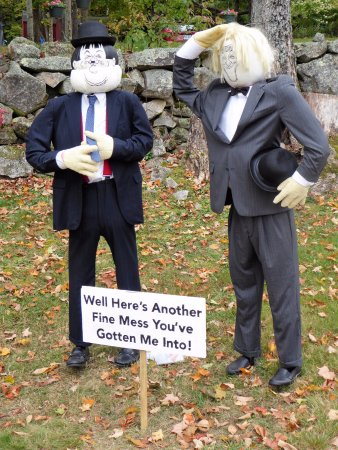 Carter Notch Inn: Return of the Pumpkin People