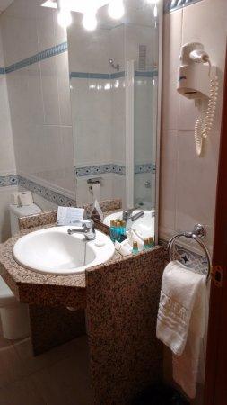 Hotel-Aparthotel Dorada Palace: LAVABO