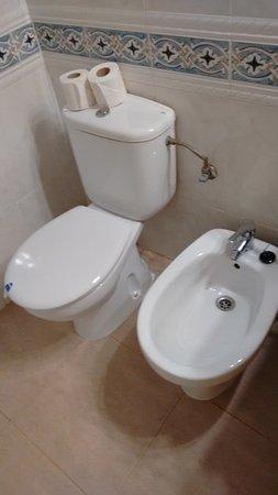 Hotel-Aparthotel Dorada Palace: WC Y BIDE