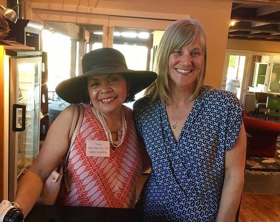 Charlottesville, VA: amazing wine tour with Ginny