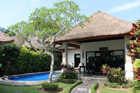 Furama Villas & Spa Ubud: our villa