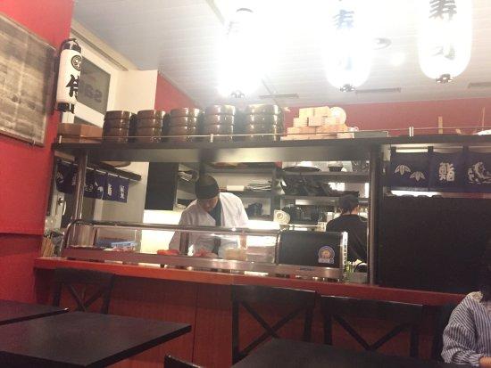 Photo of Japanese Restaurant Samurai II at Kanzleistrasse 15, Zurich 8004, Switzerland