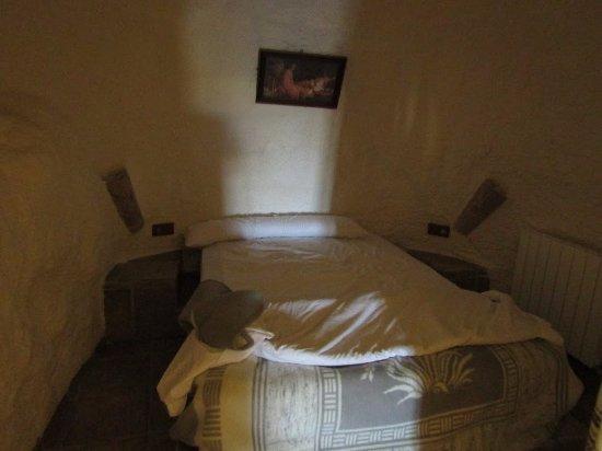 Cuevas La Atalaya: Slaapkamer
