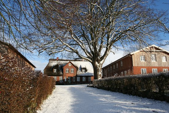 Gelting, เยอรมนี: Im Winter