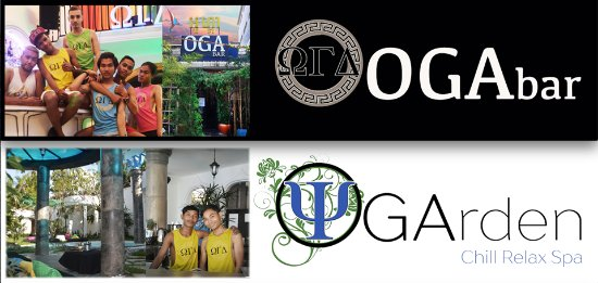 OGA Bar & OGArden Chill Relax Spa