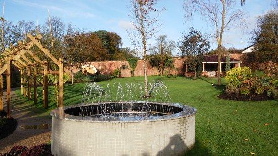 Galgorm Resort U0026 Spa: New Serenity Garden