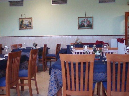 Liencres, Spain: Comedor
