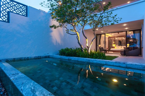 Baba Beach Club Hua Hin Luxury Hotel Beachfront Pool Suite Ground Floor
