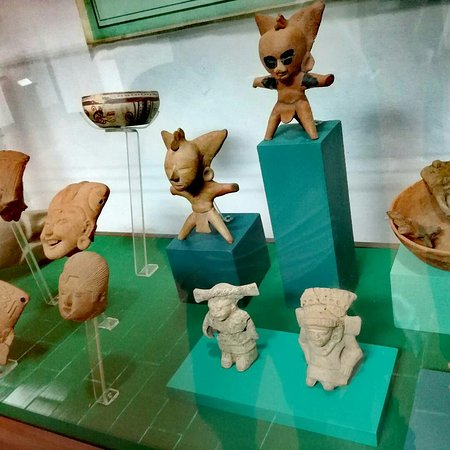 Santiago Tuxtla, México: El Museo Tuxteco