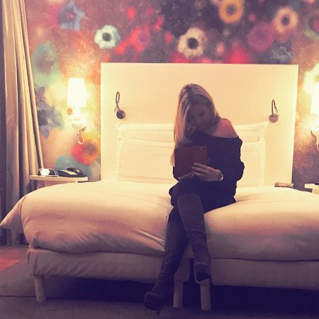 Hotel Metropole Geneve: Lifestyle suite, great view on the «jet d'eau», moderne and cosi... love it!💕