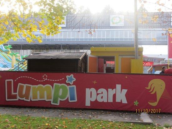 Tivoli Park: children's area in tivoli