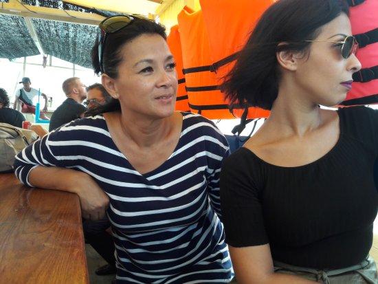 Kep, Camboja: Annie, une merveille de la nature.