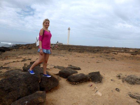 Faro de Pechiguera: lighthouse