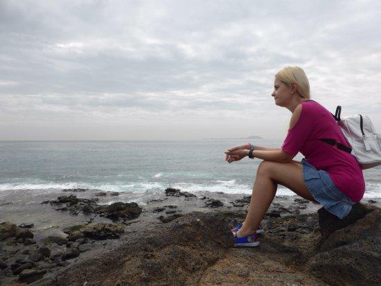 Faro de Pechiguera: view