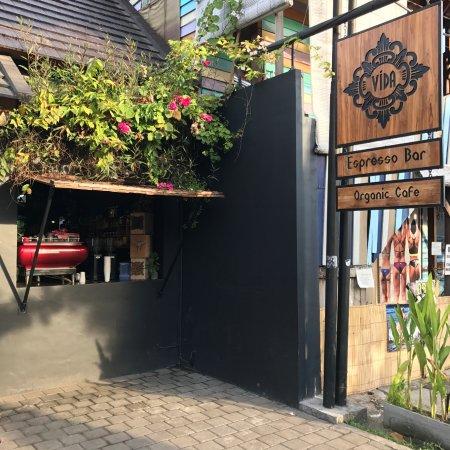 Vida Organic Cafe and Espresso Bar , Canggu, Bali - Picture