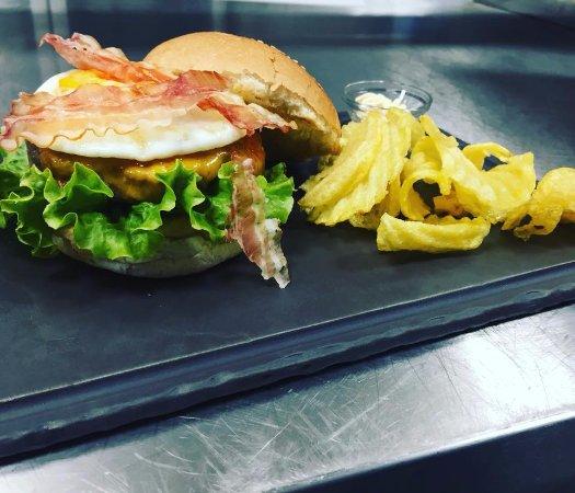 Trofa, Portugal: Hamburger de Novilho