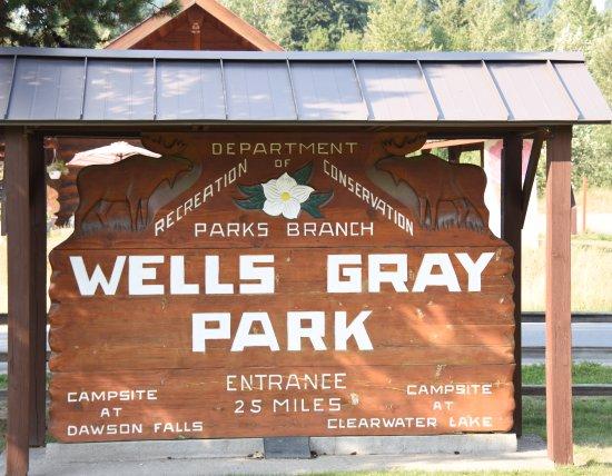 Wells Gray Provincal Park, Kanada: wells Gray
