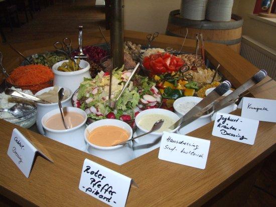 Bad Bevensen, Germany: Noch mehr Salat ...