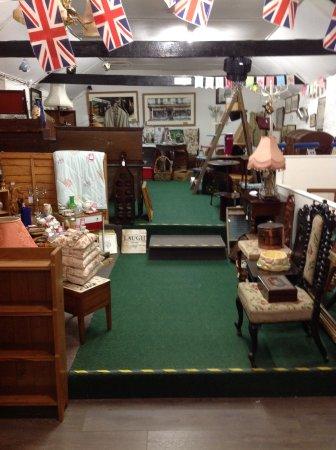 Old Coach House Antiques Centre: A little bit of our second floor