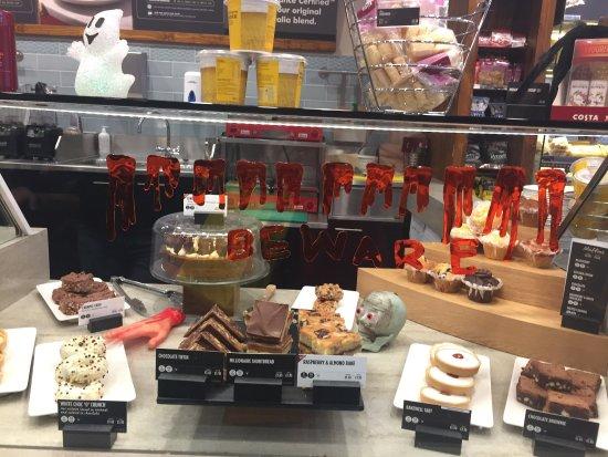 Costa Coffee Rotherham 30 Corporation St Menu Prices