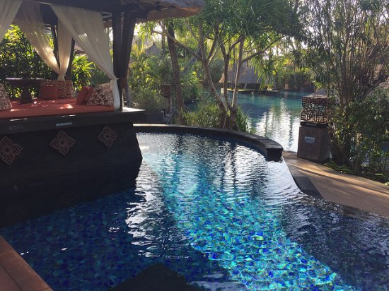 The St. Regis Bali Resort: Our Lagoon Villa 808 Private Pool and Lagoon