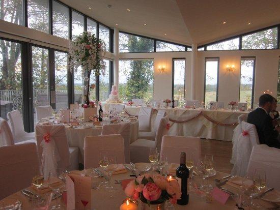 Ормскирк, UK: Wedding breakfast