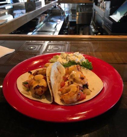 Boyertown, PA: Korean Shrimp Tacos