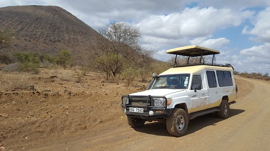 F. King Tours and Safaris - Day Tours: Unser Jeep..