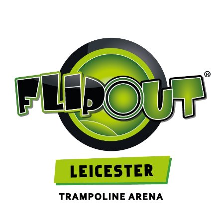 Λέστερ, UK: Flip Out Logo