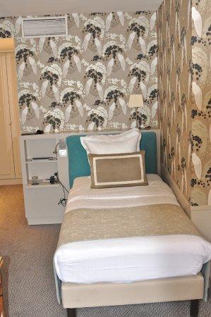 Hotel Parc St. Severin - Esprit de France: Single room